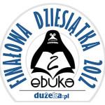 ZWL wśród finalistów eBuki 2012