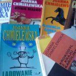 """""""Podstawowy cel życia"""", czyli Joanna Chmielewska o pisaniu"""