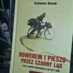"""Czarny Sfinks (Kazimierz Nowak, """"Rowerem i pieszo przez Czarny Ląd"""")"""