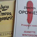 """O zasypywaniu przepaści czasu (William Shakespeare, """"Zimowa opowieść""""; Jeanette Winterson, """"Przepaść czasu"""")"""