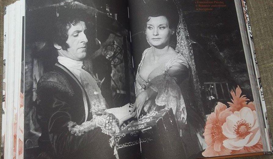 Barbara Krafftówna, Franciszek Pieczka