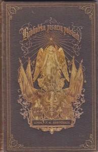 Poezje Mickiewicza w wydaniu Brockhausa