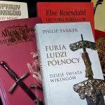 """""""Wilkom podobni wikingowie"""" (Philip Parker, """"Furia ludzi Północy"""")"""