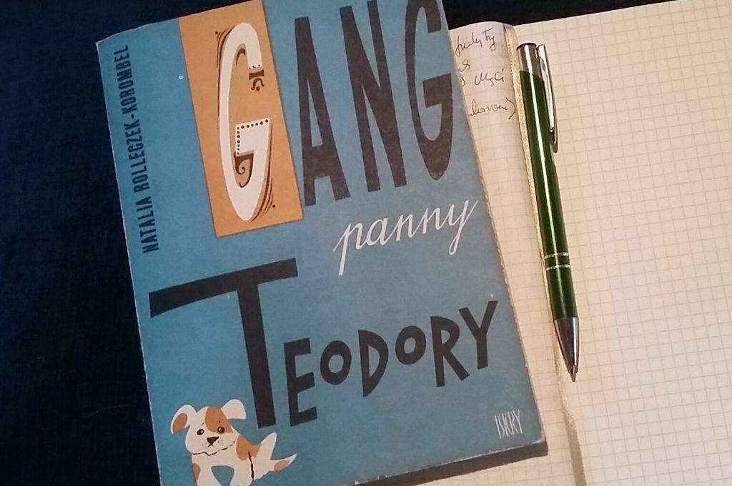 Gang panny Teodory