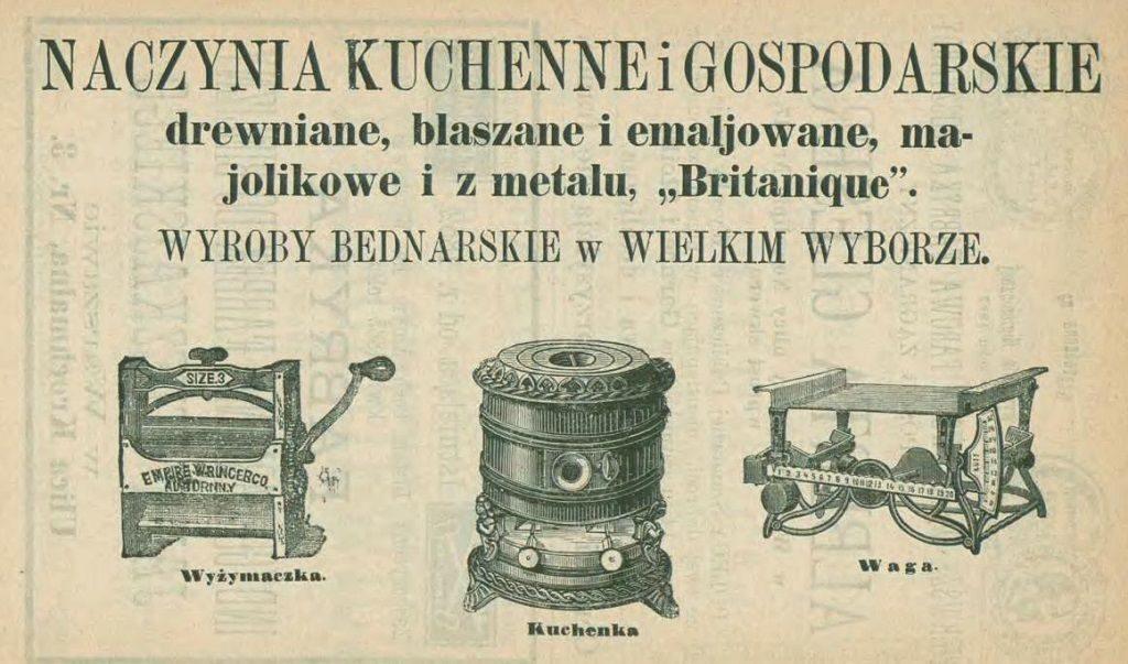 reklama naczyń kuchennych